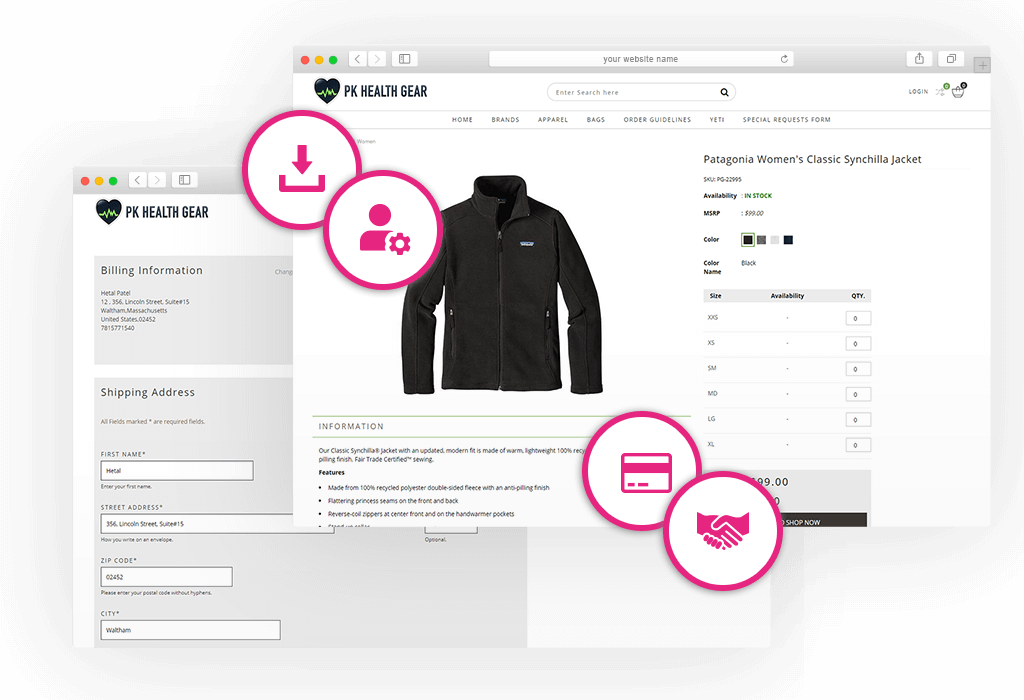 Integrate Powerful B2B Tools on Your Existing Store