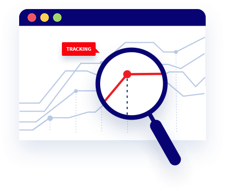 Track your results with ease