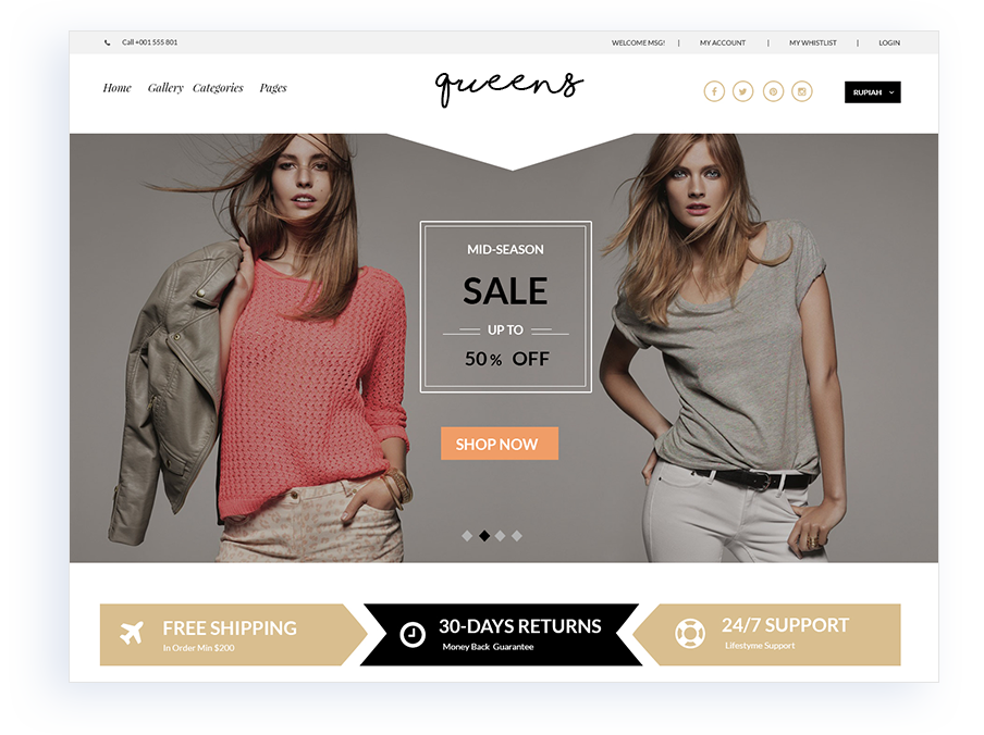 Ecommerce Design to Brand Strategy