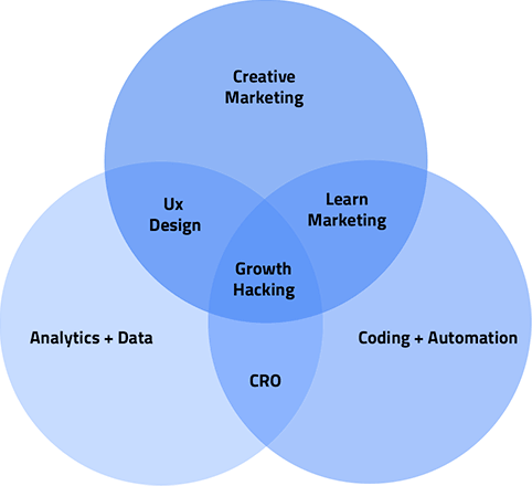 Data Driven Growth Hacking Marketing Solutions