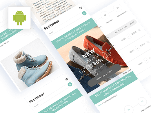 Ecommerce Android App