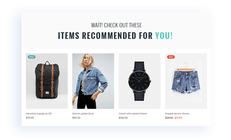 Personalized product recommendations