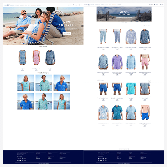 Redesign & Development of Site, For More Polished Look